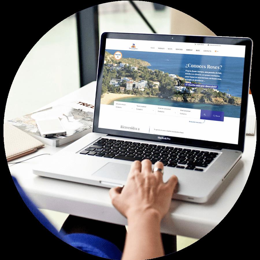 servicio diseño web